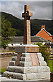 NN1861 : Kinlochleven War Memorial by The Carlisle Kid