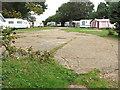 TF9632 : Crossways Caravan Park by Evelyn Simak