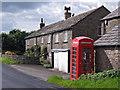 SJ9776 : Blue Boar Farm Cottages by Stephen Burton