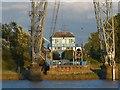 ST3186 : The motor house, Newport Transporter Bridge : Week 34