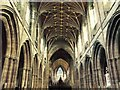 SJ4066 : Chester Cathedral Architecture : Week 34