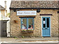 TF1205 : Hairdressing salon on West Street, Helpston by Paul Bryan