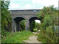 TQ0787 : Railway bridge NAJ2 15 : Week 35