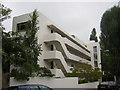 TQ2785 : Isokon flats, Lawn Road, NW3 by Christopher Hilton