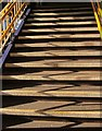 SX8671 : Stairs, Newton Abbot station : Week 35