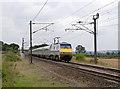 SK7277 : East Coast Main Line express by Alan Murray-Rust