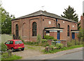 SK7880 : South Leverton Methodist Chapel and Sunday School by Alan Murray-Rust