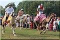 TQ8332 : Camel Racing, Hole Park : Week 36