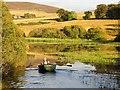 NT1663 : Threipmuir Reservoir by Richard Webb