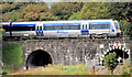 J3480 : Train, Whitehouse, Newtownabbey - September 2014(2) by Albert Bridge