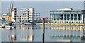 J3474 : CQ1, City Quays, Belfast - September 2014(2) by Albert Bridge