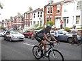 TQ3205 : Tour of Britain, Bear Road by Paul Gillett