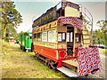 SD8303 : World War I Recruiting Tram, Heaton Park Tramway by David Dixon