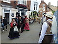 SK9771 : Steampunk festival in Lincoln 2014 - Photo 12 by Richard Humphrey
