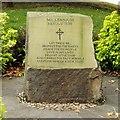 SJ7667 : Holmes Chapel Millennium Resolution by David Dixon