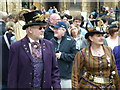 SK9771 : Steampunk festival in Lincoln 2014 - Photo 52 by Richard Humphrey
