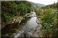 SX1091 : The River Valency, Boscastle by jeff collins