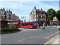TQ2889 : Muswell Hill Broadway by Nigel Mykura