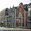 SK3536 : Wardwick: the Jacobean House by John Sutton