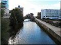 SJ8398 : River Irwell by Gerald England