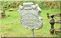 J2462 : William J Watson grave marker, Blaris Old Burial Ground, Lisburn (1) by Albert Bridge