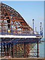 TV6198 : Eastbourne Pier damage by Oast House Archive