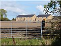NU1200 : New Build in Longframlington by David Clark
