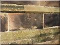 SJ9810 : OS benchmark - Cannock, St Luke's church tower by Richard Law