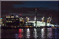 TQ3980 : O2 Arena, Greenwich Peninsula by Christine Matthews