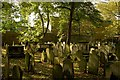 TQ3282 : Bunhill Fields burial ground by Julian Osley