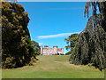 SJ5351 : Cholmondeley Castle by Stephen Llowarch