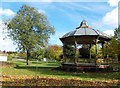 SP0590 : Bandstand in Handsworth Park by Neil Theasby