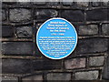 Photo of Blue plaque number 31082