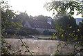 SU8484 : Tithe Barn, Bisham Abbey by N Chadwick