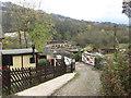 SE0538 : Level crossing at Damems station by John Slater