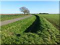 TF3339 : Frampton Roads heading to The Wash by Richard Humphrey