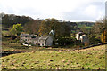 SE0063 : Linton:  Cottages by the River Wharfe by Dr Neil Clifton