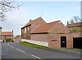SK7390 : Former coach house to The Old Rectory by Alan Murray-Rust