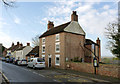 SK7390 : The old White Hart, High Street by Alan Murray-Rust
