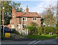 SK7390 : Ryecroft, Low Street, Gringley by Alan Murray-Rust
