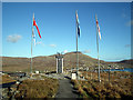 NL6597 : Barra War Memorial : Week 45