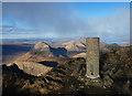 NG5221 : On top of Bla Bheinn by John Allan