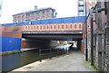 SJ8397 : Lower Mosley Street Bridge by N Chadwick