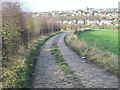 SE0820 : Track - Stainland Road by Betty Longbottom
