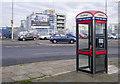 J3474 : Telephone box, Belfast by Rossographer