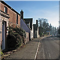 TL5866 : Burwell: south along High Street by John Sutton