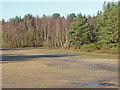 SU8458 : Hawley Hill MOD training area by Alan Hunt
