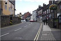 SE3457 : High St, A59 by N Chadwick