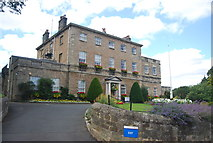 SE3457 : Knaresborough House by N Chadwick
