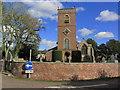 SJ8067 : Swettenham - St Peter's Church by Colin Park